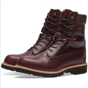 Timberland Shoes - Timberland 8in Burgundy Boot Made in USA- Limited 02005c13c8